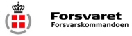 Screenshot of Document management tools and intranet for forsvaret